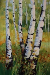 birches  kate howard
